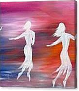 Soul Dance  Canvas Print