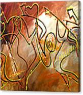 Soul Jazz 2 Canvas Print