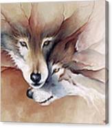 Soulmate Canvas Print
