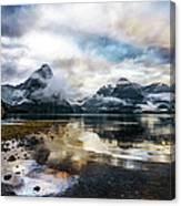 Sound Asleep | Fiordland, New Zealand Canvas Print