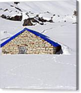 South Annapurna Base Camp - Nepal 04 Canvas Print
