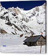 South Annapurna Base Camp - Nepal 05 Canvas Print