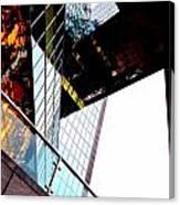 South Bank City Reflections No.4 Canvas Print