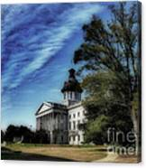 South Carolina State House Canvas Print