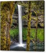 South Falls Silver Falls State Park Canvas Print