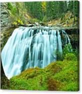 South Fork Falls  Canvas Print