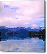 South Holston Lake Tn Canvas Print