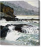 South Laguna Canvas Print
