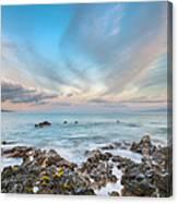 South Maui Sunrise Canvas Print