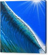 South Pacific Gem Canvas Print
