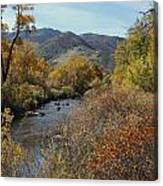 South Platte Canvas Print