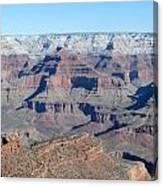 South Rim Grand Canyon National Park Canvas Print
