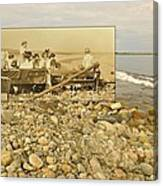 South Shore Beach In Little Compton Rhode Island Canvas Print