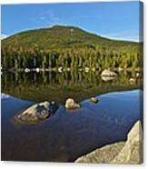 South Turner Mountain Canvas Print