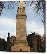 Southampton Cenotaph Hampshire Canvas Print