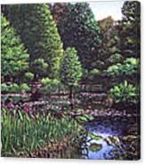 Southampton Hillier Gardens Canvas Print