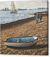 Southampton Weston Shore Canvas Print