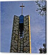 Southern California's Wafarers Chapel 1 Canvas Print