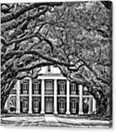 Southern Class Monochrome Canvas Print