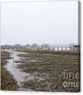 Southern Ebb And Flow Canvas Print