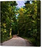 Southern Missouri Country Road I Canvas Print