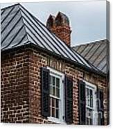 Southern Rooftops Canvas Print