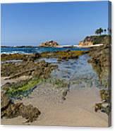 Aliso Creek Beach I I Canvas Print
