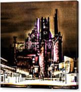 Southside Stacks Canvas Print