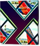 Southwest Airlines Canvas Print