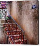 Southwest Staircase Canvas Print