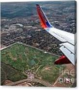 Soutwest Airlines Canvas Print