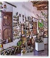 Souvenir Shop Canvas Print