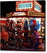 Souvenirs And Fair Gifts Canvas Print