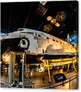 Space Shuttle Discovery Canvas Print
