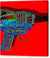 Spacegun 20130115v1 Canvas Print