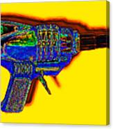 Spacegun 20130115v2 Canvas Print
