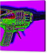 Spacegun 20130115v4 Canvas Print