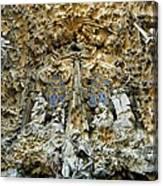 Spain. Barcelona. Expiatory Church Canvas Print