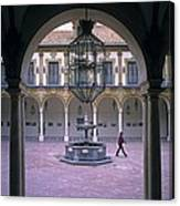 Spain. Cordoba. Former Convent Of La Canvas Print
