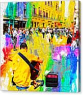Spain Series 17 Canvas Print