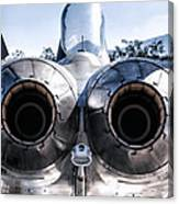 Spanish Air Force F-18 Hornet Canvas Print