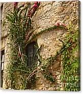 Spanish Church Wall Canvas Print