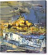 Spanish Harbour 03 Canvas Print