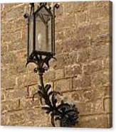 Spanish Lamp Canvas Print