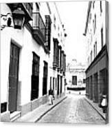 Spanish Street 2 Canvas Print
