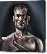 Spartacus Champion Of Capua Canvas Print