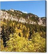 Spearfish Canyon Ridge Canvas Print