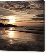 Special Sunset Canvas Print
