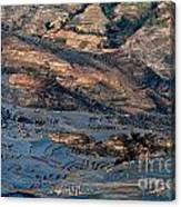 Spectacular View Of Rice Terrace Canvas Print