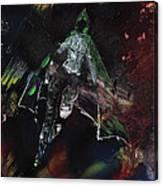 Specter Canvas Print